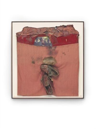 Jim Dine, 'Shoes Walking on My Brain'