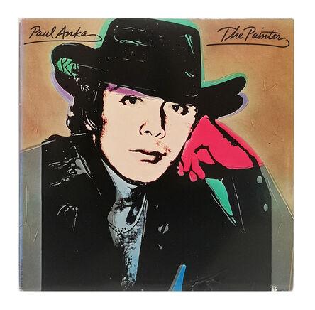 "Andy Warhol, 'Paul Anka / ""The Painter"" ', 1976"