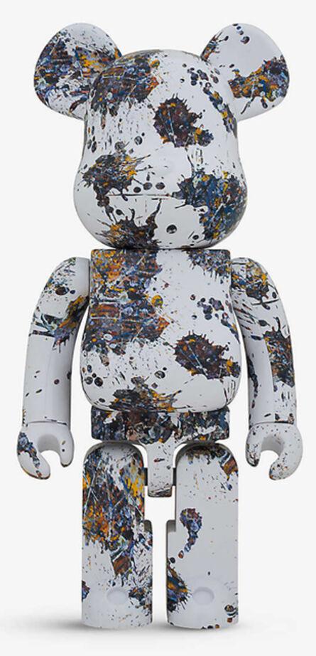 BE@RBRICK, 'Jackson Pollock Bearbrick 1000% (Jackson Pollock Be@rbrick 1000%)', 2020
