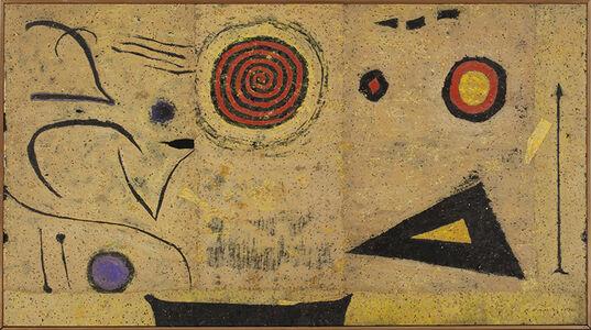 Koichiro Wakamatsu 若松 光一郎, 'Chijo no Oto (Earth Sounds)', 1978