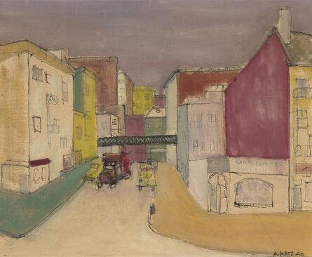Alex Katz, 'Untitled', 1946