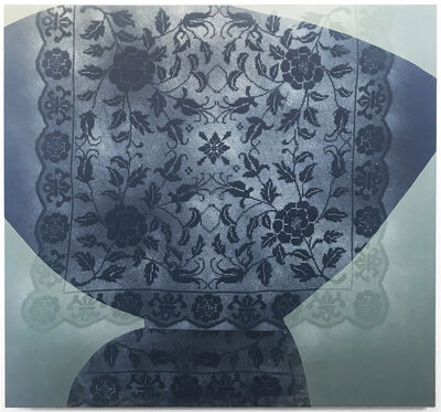 Marcy Rosenblat, 'Face Lace', 2020
