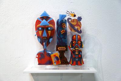 AkaCorleone, 'Weird Collector II', 2014