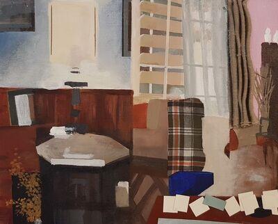 Ellen Weitkamp, 'Pink Living Room', 2018