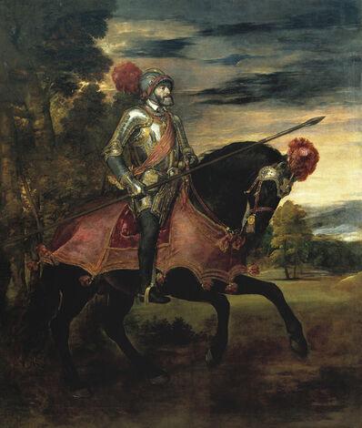 Titian, 'Charles V at Mühlberg', 1562