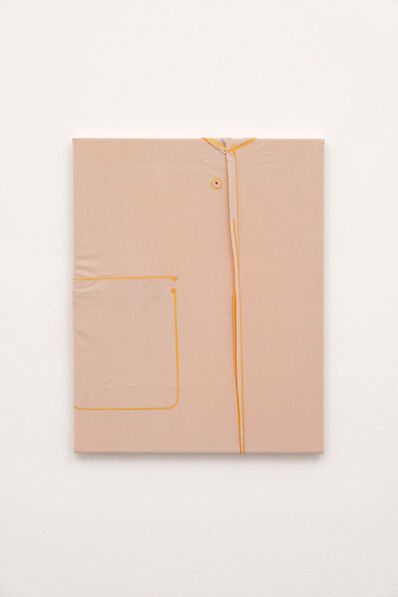 Samuel François, 'Untitled (Because the sun is yellow 9/9)', 2014