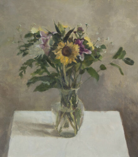 Jordan Wolfson (b.1960), 'Still Life with Sunflower I', 2015-2016