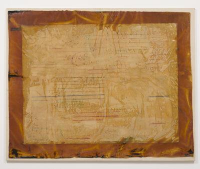 Ed Moses, 'Untitled (Hegeman Series)', 1970