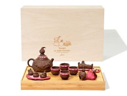 Ayako Rokkaku, 'Tea Set', 2021