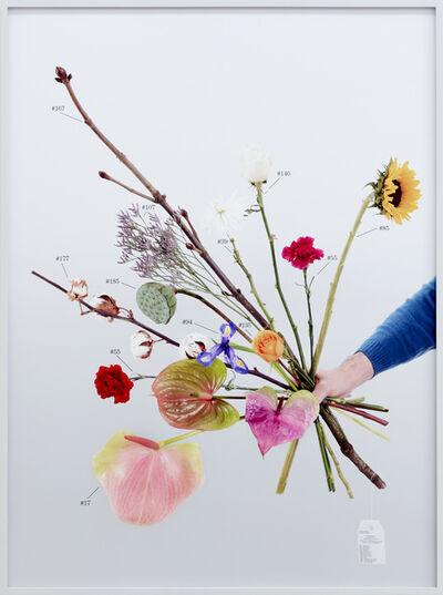 Natalie Czech, 'A Critic's Bouquet by Rachel Valinsky for Camille Henrot', 2015