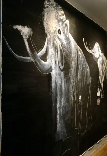 Vija Doks, 'Wooly Mammoths', 2017
