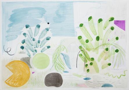 Charlotte Herzig, 'Working in the Moonlight', 2016