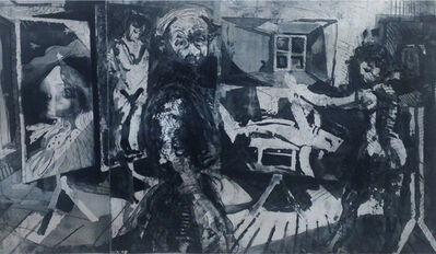 Diarmuid Delargy, 'Epiphany', 2014