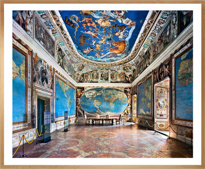 Ahmet Ertug, 'Villa Farnese Room of the World Map, Caprarola', 2016