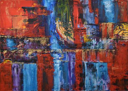 Ana Porta, 'Labyrinth ', 2017