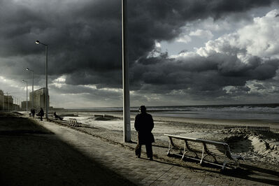 Harry Gruyaert, 'Belgium, Ostend', 1988