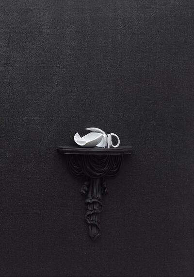 Tricia Wright, 'Marginalia, Broken Cup (Bushmount)', 2016