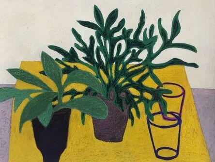 Angela A'Court, 'Green Days', 2019