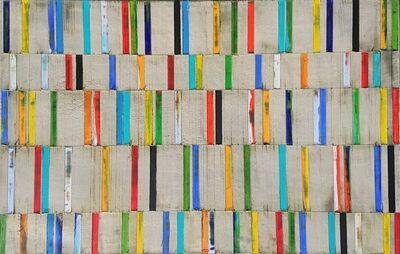 Petra Rös-Nickel, 'Color Code', 2018