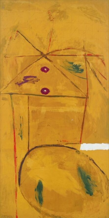 Robert Motherwell, 'The Homely Protestant', 1948