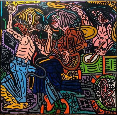 Robert Combas, 'Viva l'Italia', 2007
