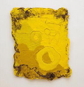 Randy Shull, 'Yellow City', 2021