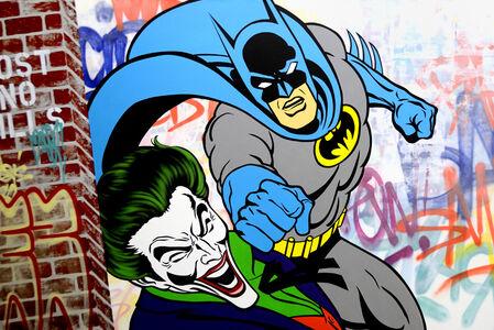SEEN, 'Batman vs The Joker', 2013