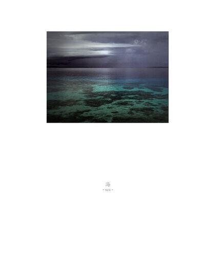 Osamu James Nakagawa, 'sea', 2001-2009