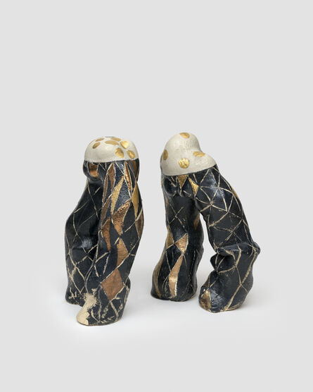 Elsa Sahal, 'Harlequins Duo', 2019