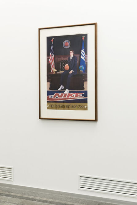Jeff Koons, 'Secretary of Defense', 1985