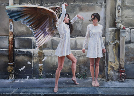 Linda Adair, 'Find Your Wings', 2020