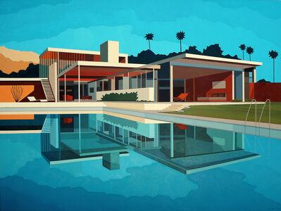 Andy Burgess, 'Kaufman House III', 2015
