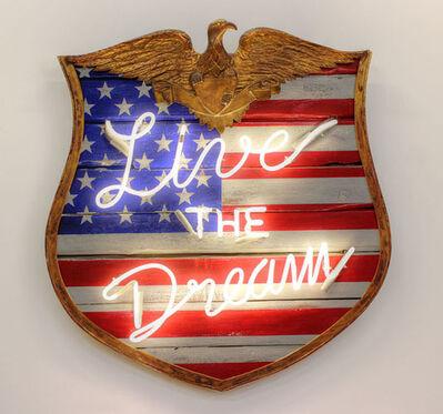 Chris Bracey, 'LIVE THE DREAM'