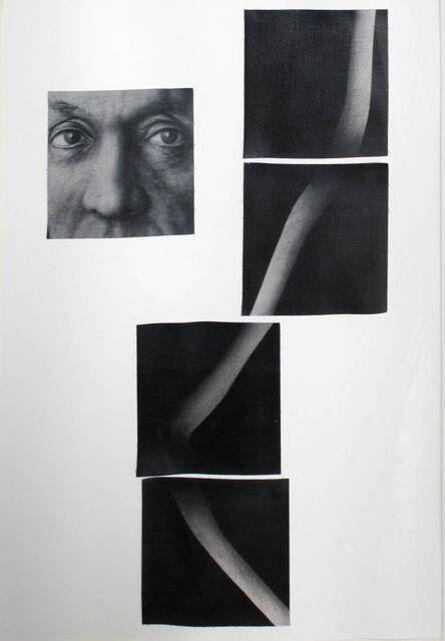 Joseph Piccillo, 'Drawing Compositions', 1977
