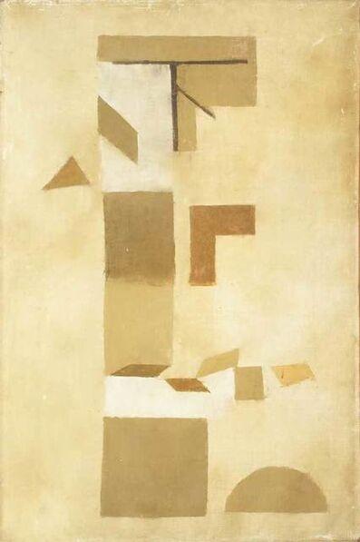 V. S. Gaitonde, 'Untitled', 1958