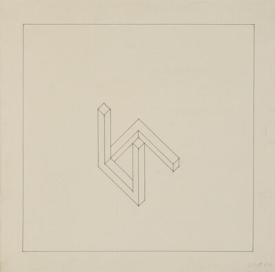 Sol LeWitt, 'Untitled', 1974