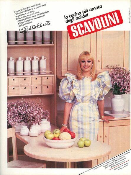 Scavolini, 'Pubblicità Scavolini', 1986