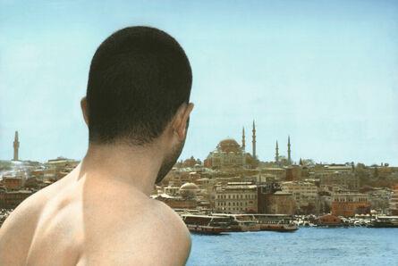 Youssef Nabil, 'Self portrait, Istanbul 2009', 2009