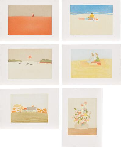 Alex Katz, 'Small Cuts', 2008-09