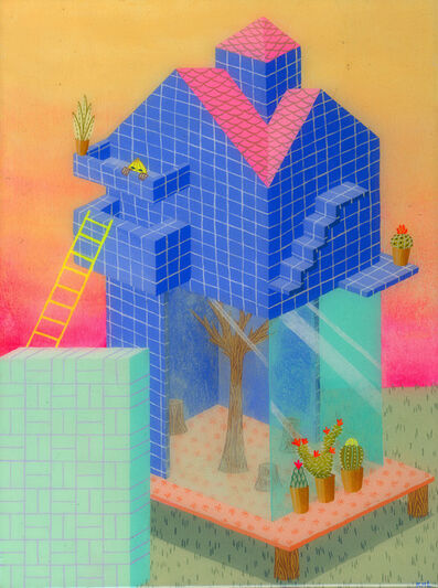 Kristen Liu-Wong, 'Atrium House', 2013