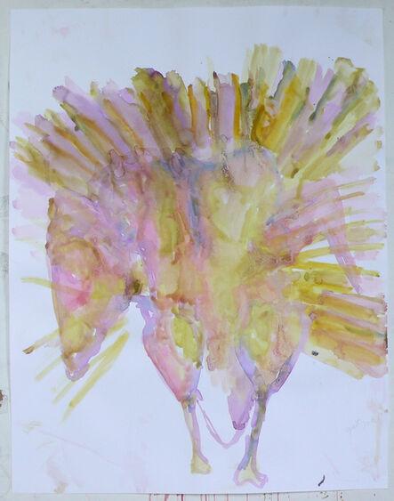 Varda Getzow, 'Huhn ohne Kopf', 2015