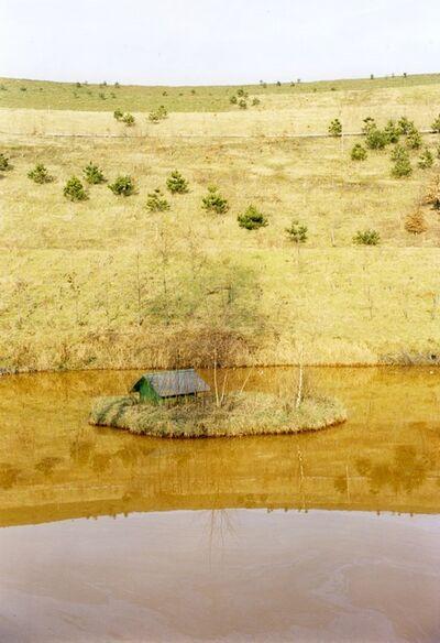Jitka Hanzlová, 'Untitled (Yellow Sea)', 1998