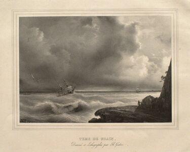 Theodore Gudin, 'Tems de Grain', 1812-1880