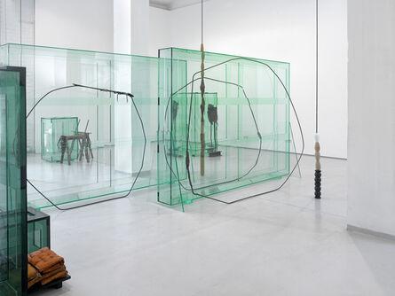 Tatiana Trouvé, 'Les indéfinis', 2014