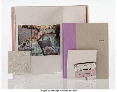 FAILE, 'Temple Studio, Lavender', n.d.