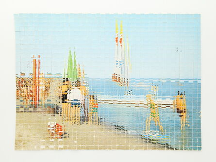 Kensuke Koike, 'Big beach', 2016