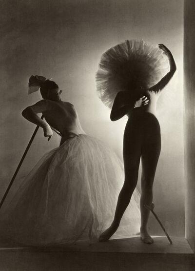 Horst P. Horst, 'Salvador Dalí's costumes for Leonid Massine's ballet Bacchanale', 1939