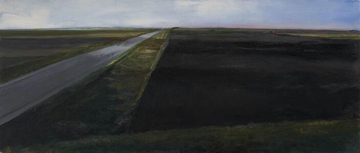 William Beckman, 'Montana Plowed Field #2', 2020
