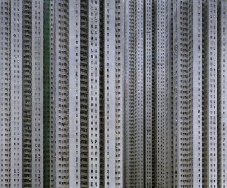 Michael Wolf (1954-2019), 'Architecture of Density #13b ', 2009