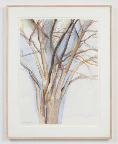 Sylvia Plimack Mangold, 'Untitled (3/18/92)', 1992